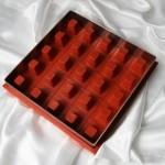 Zila Tortaforma kocka